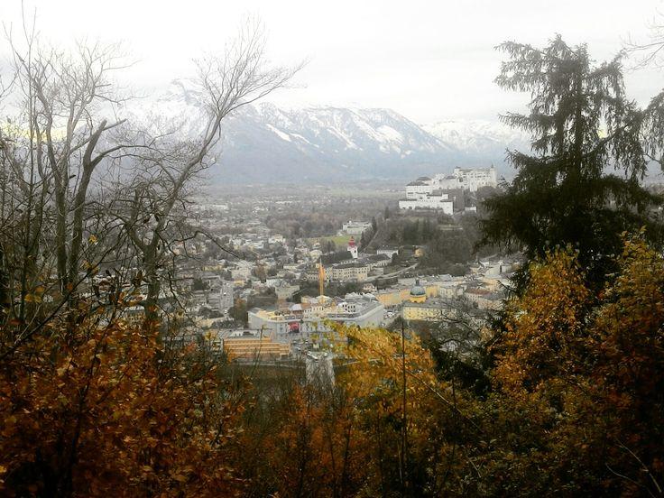 #Salzburgo e os #Alpes # austríacos .   #Salzburg and #austrian #alps .  Salzburg und #österreichische #alpen .   #Österreich #Austria #Áustria