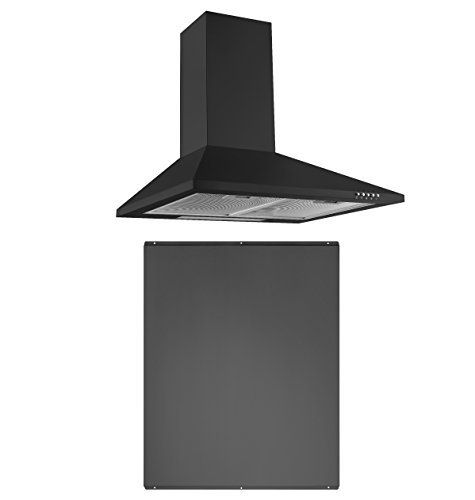 Hood Pack  Cookology Unbranded 60cm Chimney Hood & Splashback in Black This remains a top choice sitting right up there with the best selling products online in Appliances category in UK. Click below to see its Availability and Price in YOUR country.