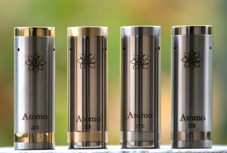 atomo 2 mechanical mod