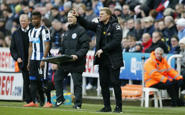 Eddie Howe's Premier League stock continues to rise as Steve McClaren hits new low at Newcastle