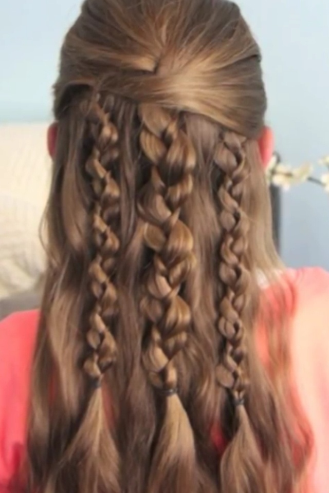 Amazing 1000 Images About Hair Styles On Pinterest Cute Girls Hairstyles For Women Draintrainus