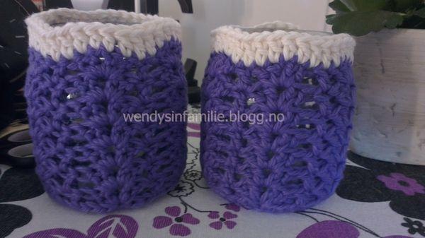 Crochet ligths