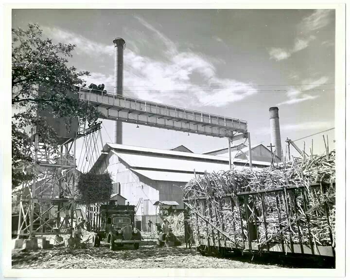1942- Central Mercedita , Ponce
