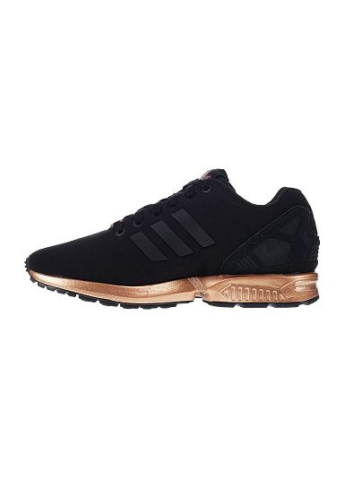 adidas zx flux damen schwarz rose gold