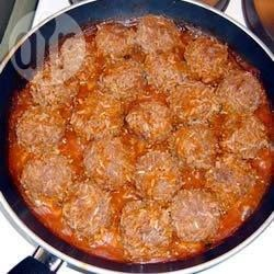 Porcupine Meatballs in the Pressure Cooker @ allrecipes.com.au