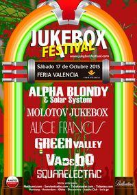 Jukebox Festival en Valencia en Feria Valencia (Recinto Feria de Muestras), Benimamet