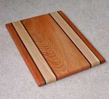 Maine wood cutting boards & cheese boards hand crafted in Maine by Acorn Wood Products