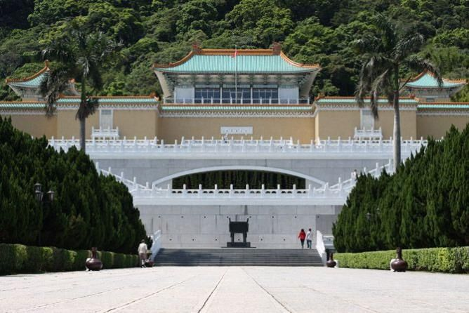 National Palace Museum - The dramatic story of Chinese art at #Taipei's Museum
