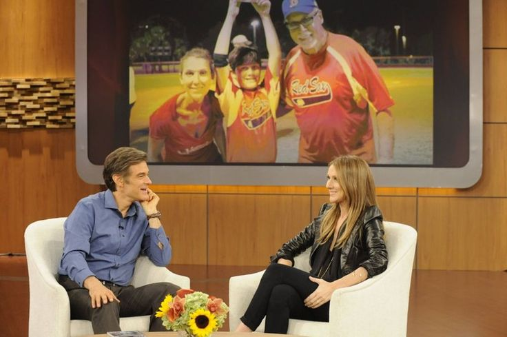Celine Dion chats with Dr. Oz for the first time to promote new album - Long Island Reality TV | Examiner.com