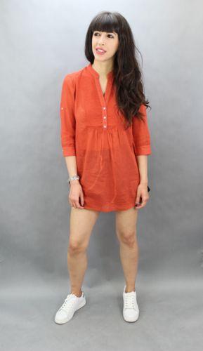 Camisola 100% algodón. Perfecta para usar con tejanos, falda o para ir a la playa.