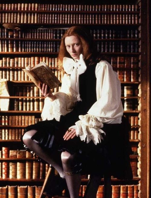 Tilda Swinton in Orlando (1992)