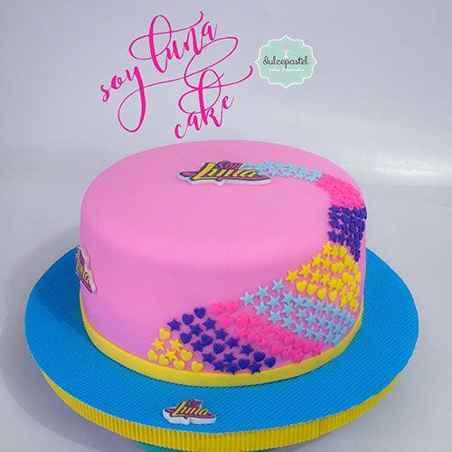 Torta Soy Luna by Dulcepastel.com - Torta Red Velvet en Colombia, Torta Red…