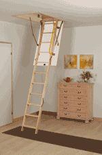 Loft Hatch and Ladder