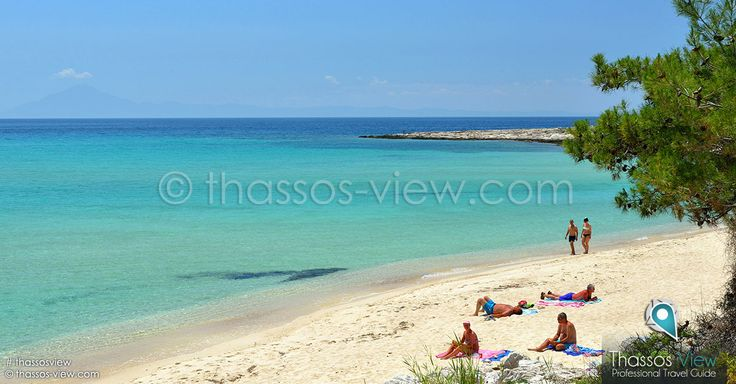 Psili Ammos Beach, Thassos