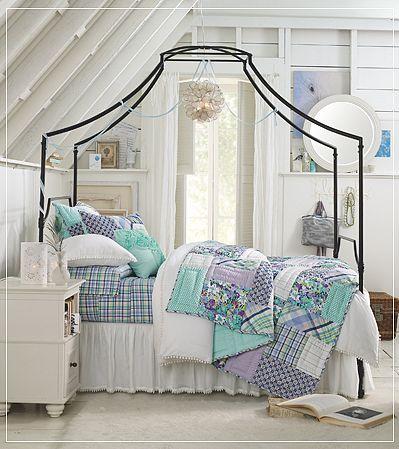 M s de 1000 ideas sobre dormitorios para chicas - Cojines para dormitorios juveniles ...
