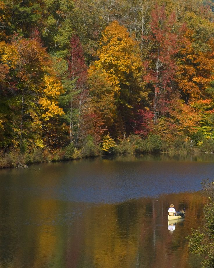Enjoy The Fall Foliage On A Ranger Guided Hike Around Pinnacle Lake At Table Rock State ParkThe Fee For 1 To 3 Pm Is Just 5