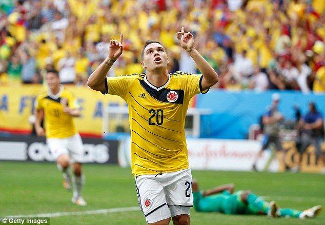 Brasil 2014 – Colombia v/s Ivory Coast Photos | Football Wallpapers