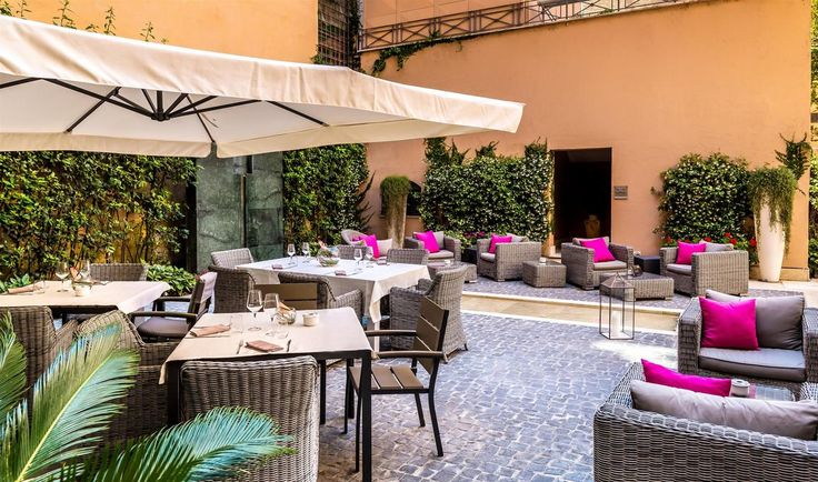 Hotel Indigo Rome - St George |Official Website | Photogallery