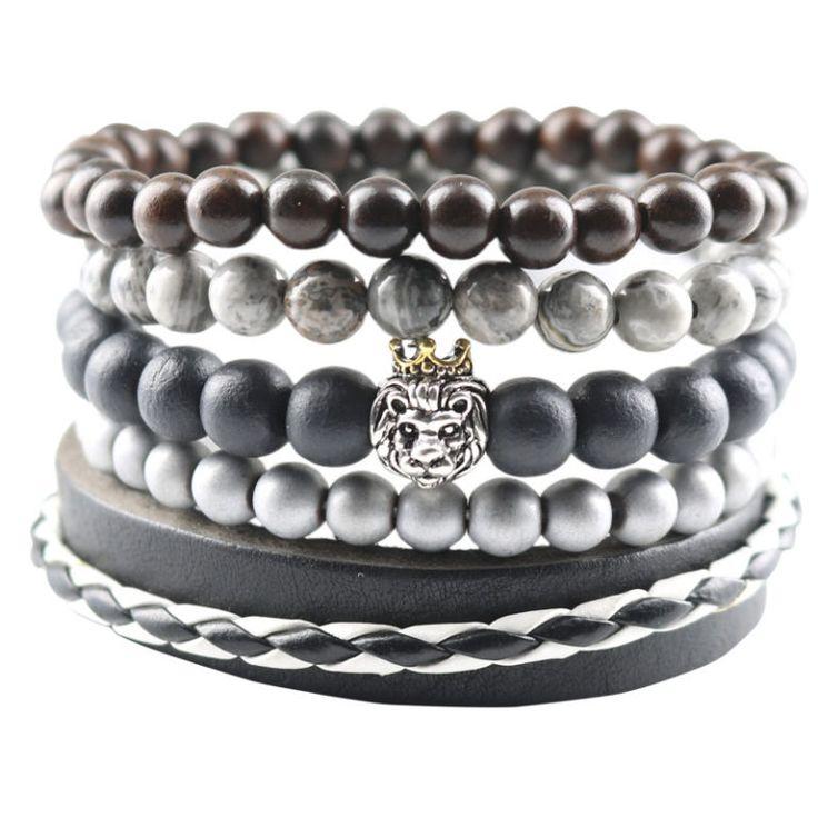 Набор браслетов с камнями «Wrap» https://wristband-bracelet.ru/product/%d0%bd%d0%b0%d0%b1%d0%be%d1%80-%d0%b1%d1%80%d0%b0%d1%81%d0%bb%d0%b5%d1%82%d0%be%d0%b2-%d1%81-%d0%ba%d0%b0%d0%bc%d0%bd%d1%8f%d0%bc%d0%b8/   Price:1116.8 Набор браслетов с камнями «Wrap». Набор состоит из пяти браслетов, каждый из которых можно носить как вместе так и раздельно. Отлично подобная цветовая гамма создает завершенный единый образ. Данная модель выполнена вручную, а ее главной изюминкой является изображения льва…