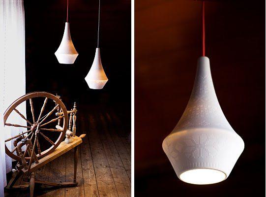 STORY lampe, norsk design