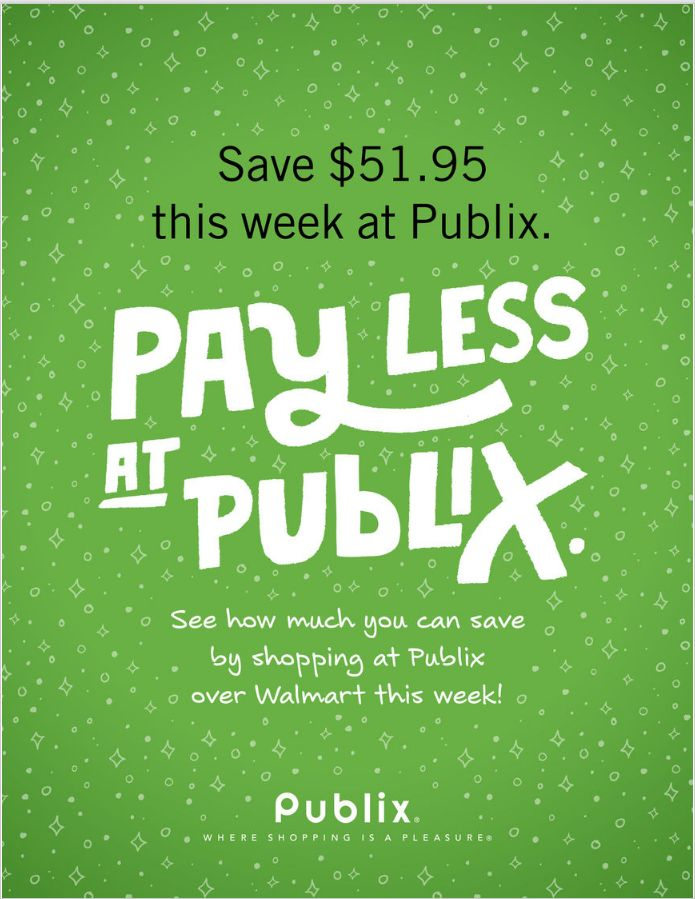 Publix Price Comparison May 24 - 30, 2017 - http://www.olcatalog.com/grocery/publix-pharmacy.html
