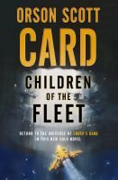 Children of the Fleet by Orson Scott Card Available October 10