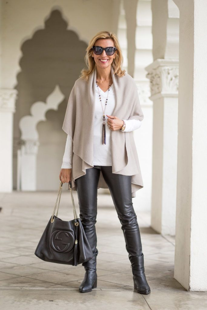 Top over-50 Fashion Bloggers: The Fierce 50 Campaign - Martina Berg - Lady 50plus