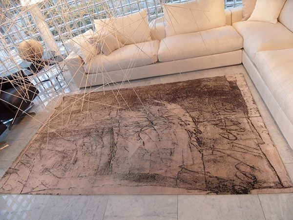 Pi di 25 fantastiche idee su tappeti moderni su pinterest - Tappeti quadrati moderni ...