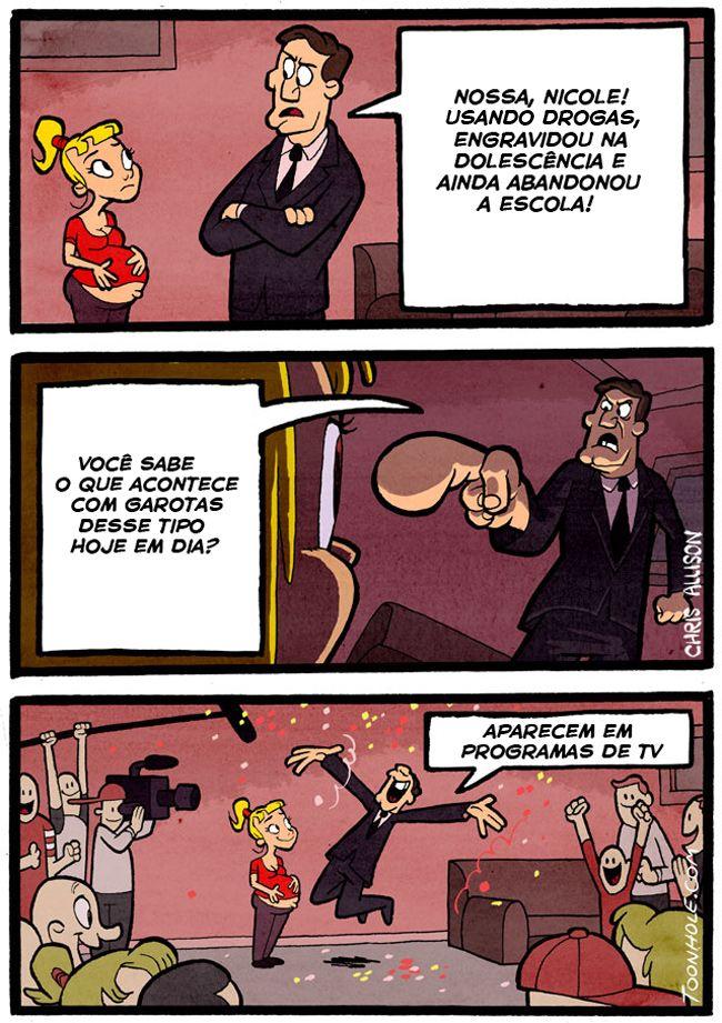 Satirinhas - Quadrinhos, tirinhas, curiosidades e muito mais!: