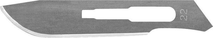 12 Havalon Piranta 22DZ Tracer Replacement Blades Skinning Knife HV22DZ