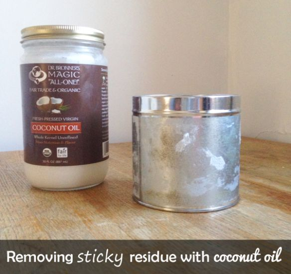 How to Remove Sticky Residue Naturally. 25  unique Remove sticky residue ideas on Pinterest   Coconut oil