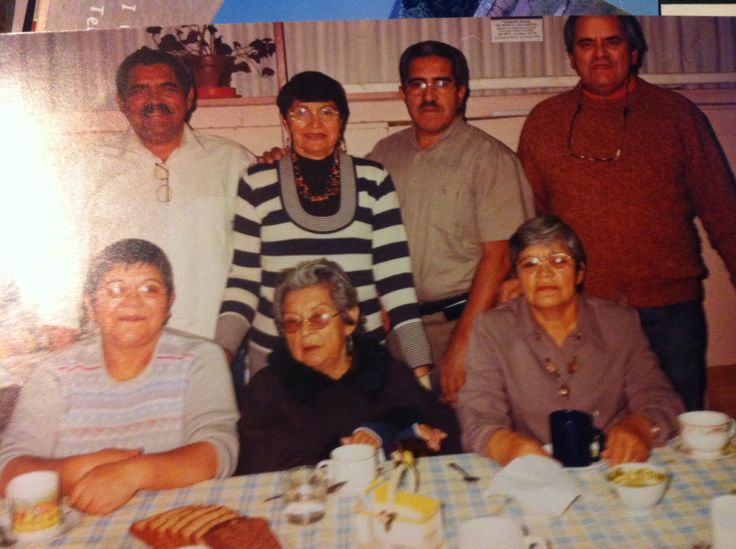 My grand mother and my uncles