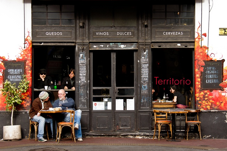 San Telmo (Argentina). 'One of Buenos Aires' most charming and interesting neighborhoods is San Telmo, lined with cobblestone streets, colonial buildings and a classic atmosphere that will transport you back to the mid-19th century. Be sure to take in the Sunday feria (street fair), where dozens of booths sell antiques and knickknacks, while buskers perform for loose change.' http://www.lonelyplanet.com/argentina/buenos-aires