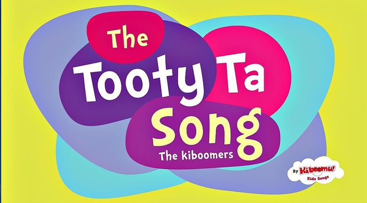 It's the Tooty Ta dance song! Great for toddlers, preschoolers, and…
