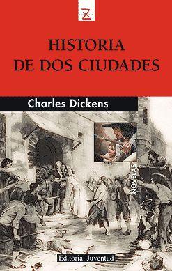 Historia de dos ciudades de Charles Dickens