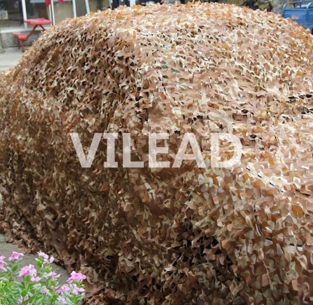 [Visit to Buy] VILEAD 1.5M*2M Desert Digital Camo Netting Military Camo Netting Army Camouflage Jungle Net Shelter Hunting Camping Sports Tent #Advertisement