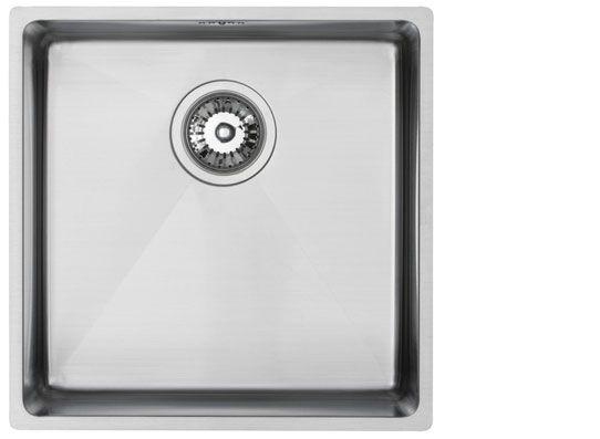 Bluci ACUTE 10 Versatile Medium Bowl Sink