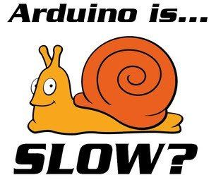 Arduino Is Slow – and How to Fix It! – Stan Joe
