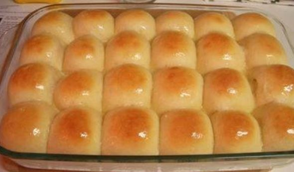 YEAST ROLLS- really fast and easy. I was in a hurry and only had them rise once and they were really good.