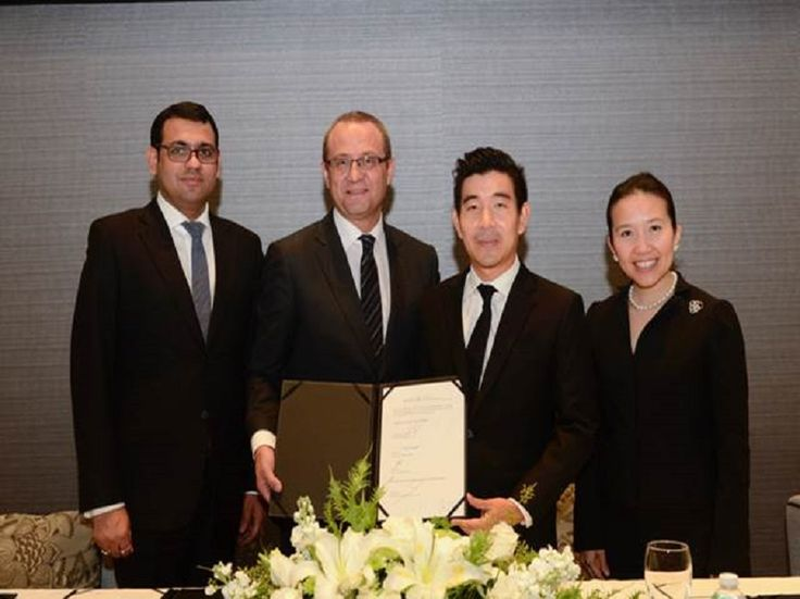 Meliá Hotels International Marks Entry into Bangkok with Signing of Meliá Bangkok | Hotelier Indonesia