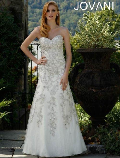 Jovani Wedding Dress JB78100
