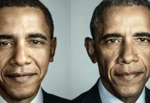 Obama'nın görevi boyunca yaşadığı değişim yüzüne yansıdı!