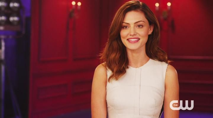 The Originals Video - Phoebe Tonkin Interview   Watch Online Free