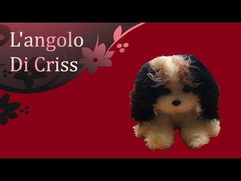 Cavalier King amigurumi - Video Tutorial in italiano. - Creatività Organizzata