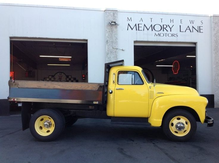 1954 Chevrolet 6400 Dump Truck for sale - Portland , OR | OldCarOnline.com Classifieds