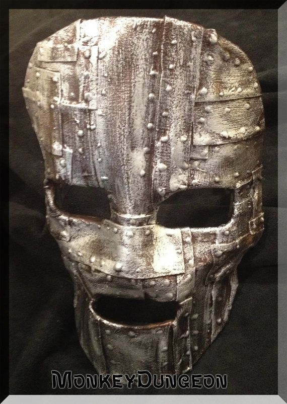 Hey, I found this really awesome Etsy listing at https://www.etsy.com/listing/184150512/steampunk-industrial-horror-mask-choose
