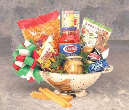 Gift baskets italian cookies food gift italian food giftbaskets