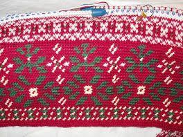 Korsnäs sweater start