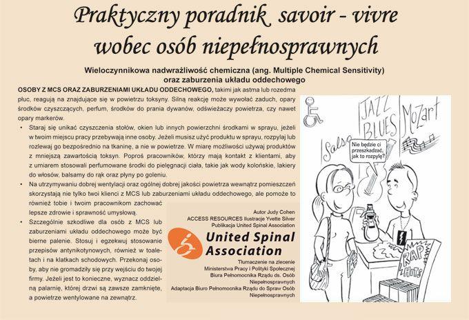 savoir vivre wobec osób niepełnosprawnych