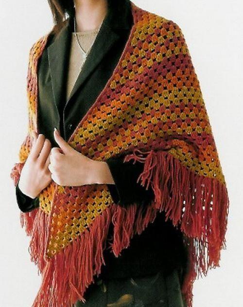 Quick And Easy Crochet Prayer Shawl Pattern : 77 beste afbeeldingen over creatief breien op Pinterest ...